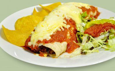 Der klassische Burrito