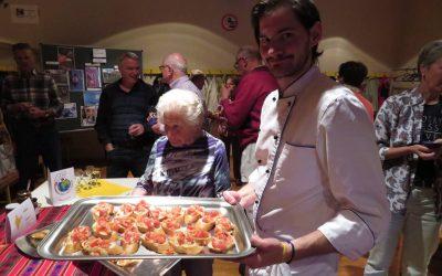 Das Eine-Welt-Dinner in der Schweiz