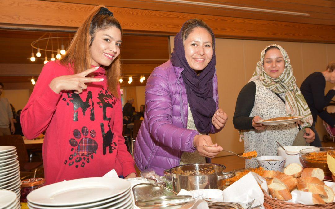 """""""Runder Tisch für Flüchtlinge"""""""